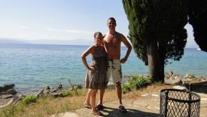 Malinska i Kroatien